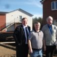 NEW HOUSES WELCOMED   A housing development which will bring 31 new houses into the rented market has been hailed as 'innovative' and 'much welcomed' by Fife Council leader Alex...