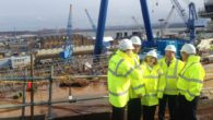 Local MSP Alex Rowley joined with Shadow Secretary of State Margaret Curran and Labour leader Ed Miliband on a visit to Rosyth Dockyard […]
