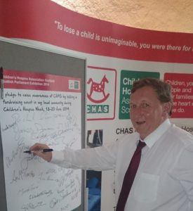 Alex Rowley signs up to hold event to raise funds