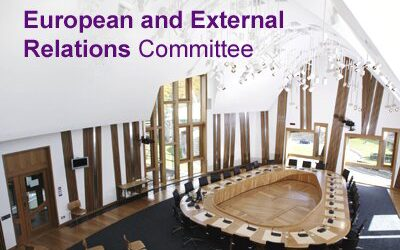 During Today's committee Proceedings SNP committee members acted in a discourteous and un-parliamentary manner towards expert witnesses. The committee convener failed to bring members to order despite repeated calls for […]