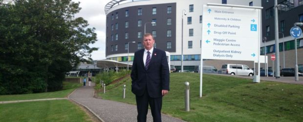I have this week written to Alex Neil the Health Secretary raising once again my concerns about the ability of NHS Fife to meet the health needs of the people […]