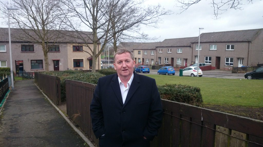 MSP says community must have greater say on issues