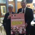 Fife MSP Alex Rowley has endorsed Breast Cancer Now's #2050Challenge which is asking MSP's and the Scottish Government to support four key things they believe can make a difference […]