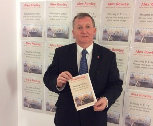 housing paper launch Lochgelly