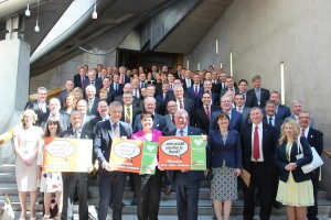 MSPs say thank you to volunteers