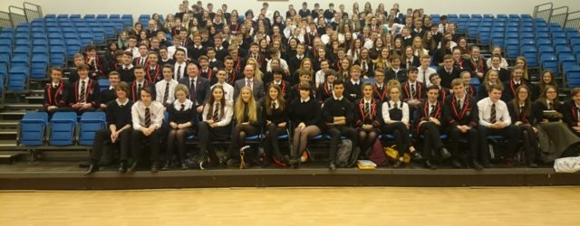 Scottish Labour Deputy Leader Alex Rowley spent time this week answering questions and having a discussion with pupils of Queen Anne High School, Dunfermline. As part of an ongoing […]