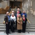 Members of Cardenden Local History Group visited the Scottish Parliament this week and toured the building learning about the short history of the design and uses. The local group have […]