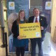 "Alex Rowley MSP shows support for terminal illness charity Mid Scotland & Fife MSP Alex Rowley is supporting a call to ""make every daffodil count"" for Marie Curie as […]"