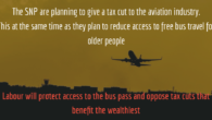 This week in the Scottish Parliament the Air Departure Tax Bill had its Stage One reading. I am supporting the draft Bill at Stage One as it is an […]