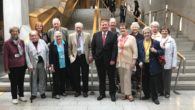 Kinross-shire Day Centre spent the day visiting the Scottish Parliament as guests of local MSP Alex Rowley. The organisation which provides a welcoming, safe and homely atmosphere for elderly […]